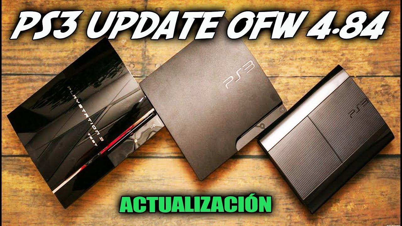 PS3 OFW 4.84